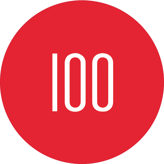 onehundred logo